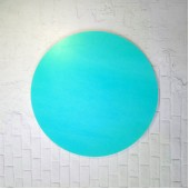 Основы круглые для заливки и рисования, пластик 10 мм