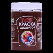 Краска-колер ДЕКОРАТОР горький шоколад, 0.32 кг