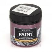 Краска акриловая металлик 150 мл, Аметист