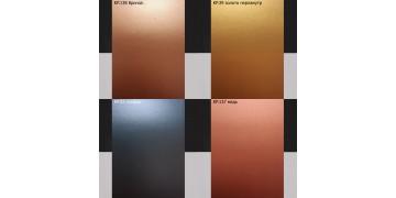 Выкраска красок перламутр