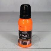 Пигментная паста Оранжевая флуоресцентная для эпоксидной смолы 20 мл